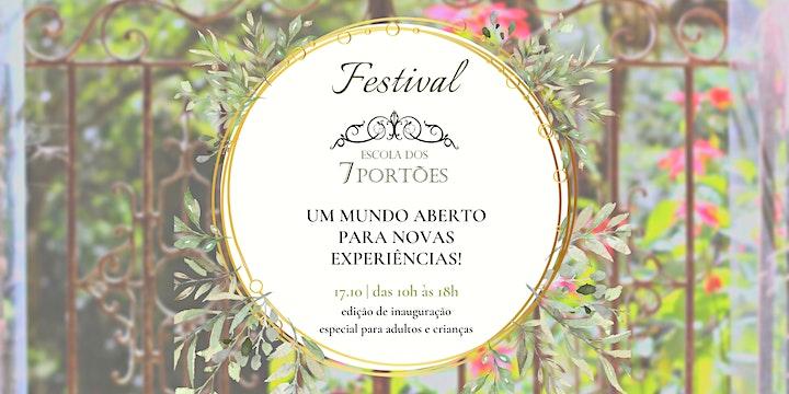 Imagem do evento Festival Escola dos 7 Portões
