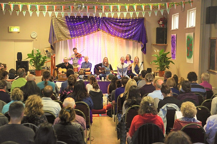 Bhakti Festival Dublin 2021- LIVE & in person image