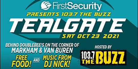 2021 First Security Bank 1037 The Buzz Tealgate Party tickets