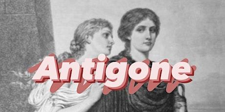 Sophocles' Antigone tickets