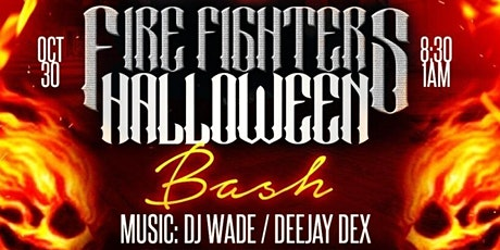 Firefighters Halloween Bash 2021 tickets