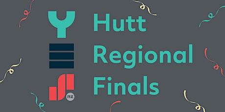 YES  Regional Finals - Hutt Valley tickets