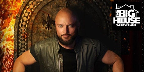 Geoff Tate at The Big House (21+ Only) tickets
