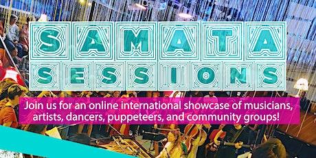 Samata Sessions - Edinburgh (Live Audience) tickets