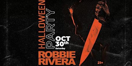 Robbie Rivera Halloween Weekend | Oct 30 | Green Door EP boletos