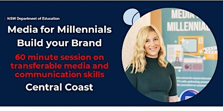 Media for Millennials  - Build your Brand tickets