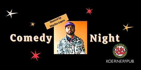 Yuk Yuk's Comedy Night at Koerner's Pub tickets