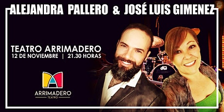 José Luis Gimenez & Alejandra Pallero • MÚSICA EN VIVO tickets