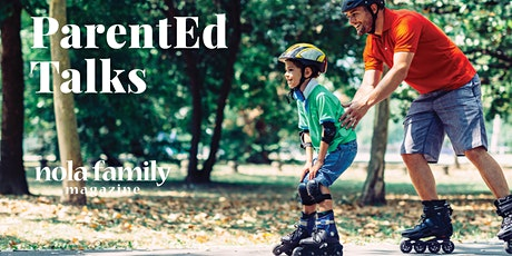 ParentEd Talks: Why Tenacity Matters in Raising Successful Kids tickets