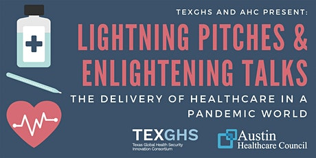 The Delivery of Healthcare in a Pandemic World tickets