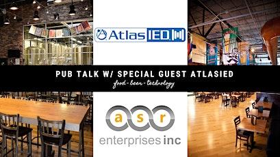PUB TALK W/ ASR ENTERPRISES & ATLASIED (BALT/DC METRO) tickets