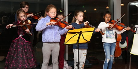 Sing Out with Strings at King John's Castle tickets