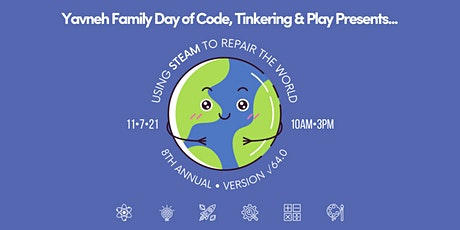 8th Annual Family Day of Code, Tinkering, and Play √64.0 tickets