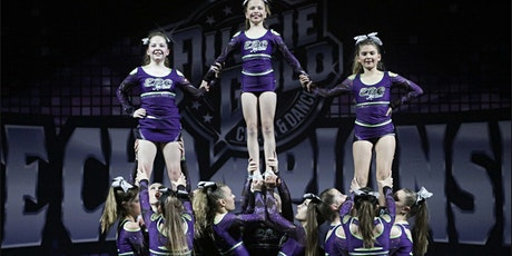 EPC All Stars 2021 Cheer Off tickets