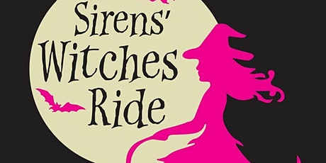 Sirens' Witches Ride tickets