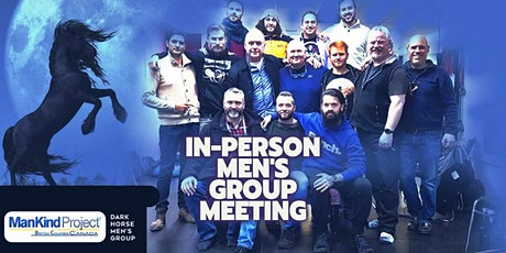 Back in the Flesh! In-person Dark Horse Men's Group Meeting tickets