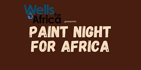 Paint Night for Africa tickets