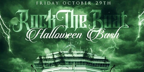 Rock The Boat Halloween Bash tickets