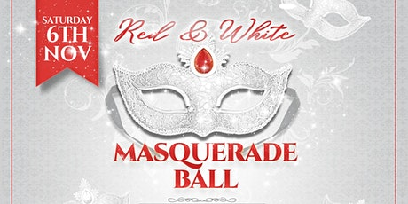 Waratah Football Club Red & White Masquerade Ball tickets