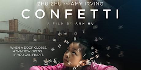 Community Film Screening: CONFETTI tickets