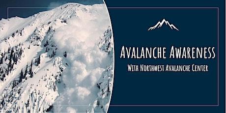 Avalanche Awareness w/ Northwest Avalanche Center (NWAC) tickets