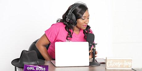 Podcasting Webinar tickets