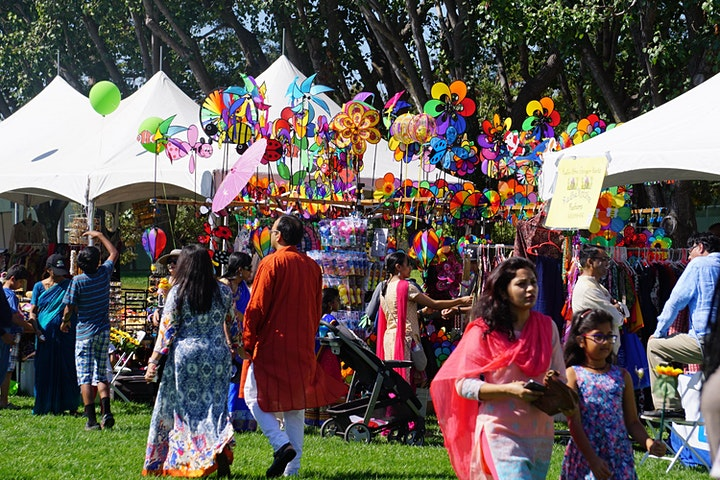 2021 Bay Area Diwali Festival (It's Free!) image