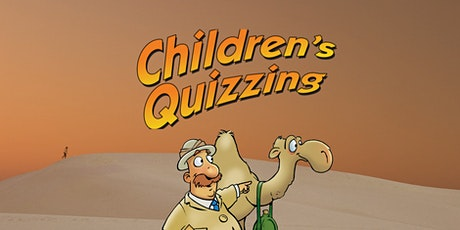 Children's Quizzing tickets