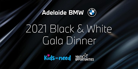 Adelaide BMW 2021 Black & White Gala Dinner tickets