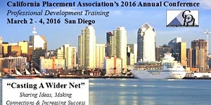 CPA 2016 Conference 'Casting A Wider Net'