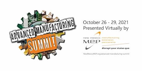 Advanced Manufacturing Summit billets
