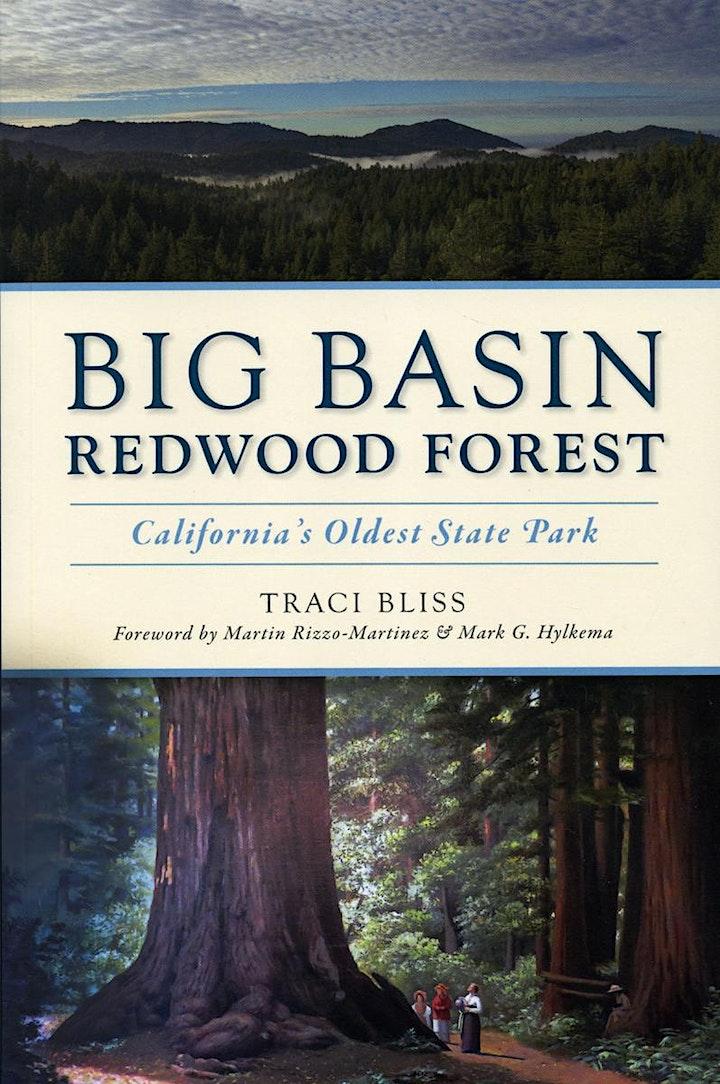 Big Basin Redwood Forest Book Talk image