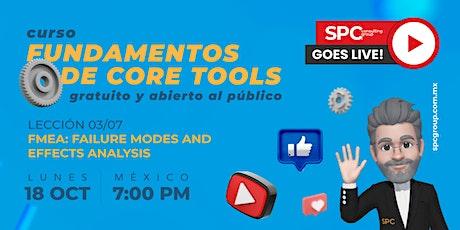 Curso Fundamentos de Core Tools (abierto gratuito) x SPC Consulting Group entradas