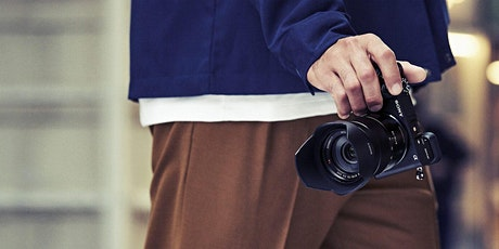 Sony Canada Introduction to 6000 Series Mirrorless cameras tickets