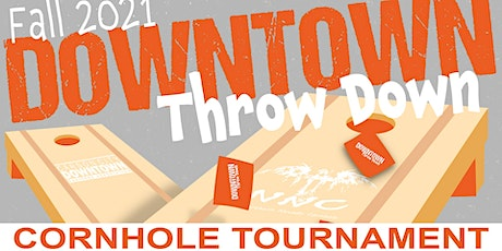 Fall Downtown Throw Down tickets