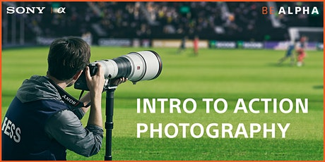 Intro to Action Photography with Sony & Samy's Camera - Live Online tickets
