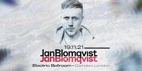 Jan Blomqvist at Electric Ballroom London tickets