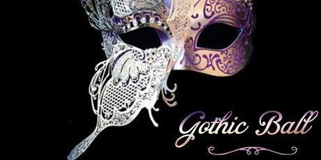 Gothic Masquerade Ball for YES Matters UK tickets