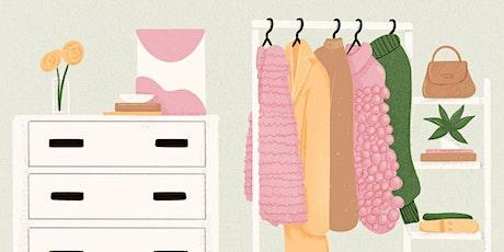Rethink Your Wardrobe - Online Workshop-3/11/2021 tickets