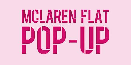 McLaren Flat Pop-up tickets