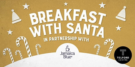Breakfast with Santa at Telford Centre tickets