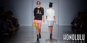 HONOLULU Fashion Week 2015 Runway Show: GET OUT!