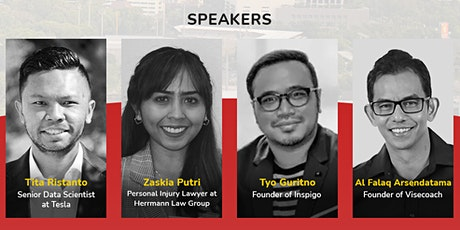 Making a Breakthrough: How to Stay Resilient in Global Competition tickets
