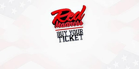 Red Madness Halloween - The most Famous Hip Hop Ev tickets