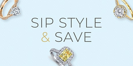 Sip, Style & Save - Robbins Brothers Arlington tickets