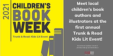 Trunk & Read: Kids Lit Event tickets