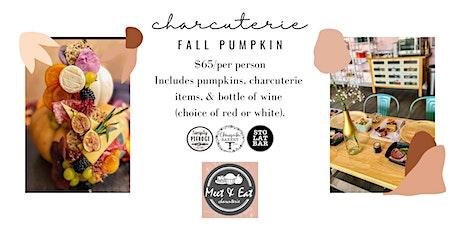 Fall Pumpkin Charcuterie tickets