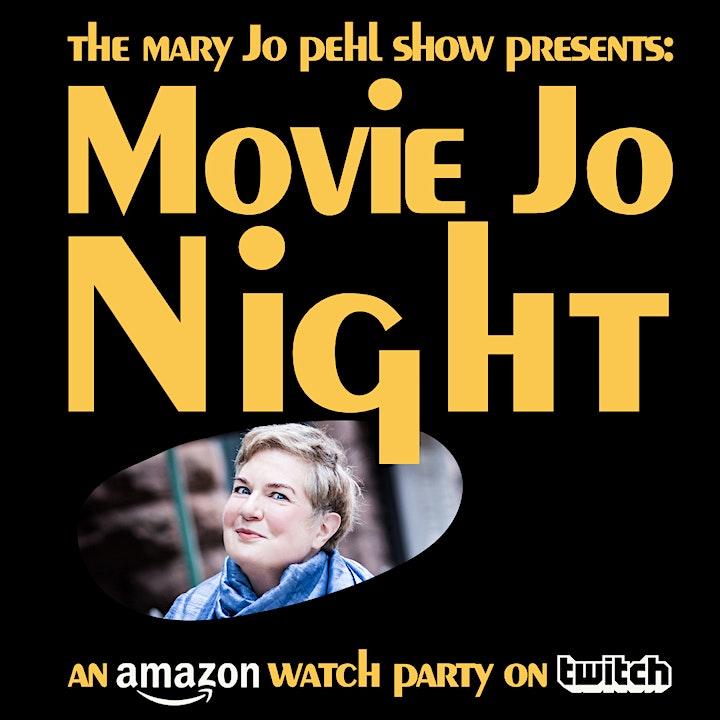 Movie Jo Night with MST3K's Mary Jo Pehl | This month's movie: VELOCIPASTOR image