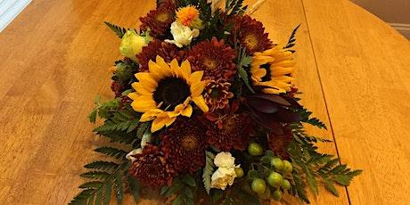 Floral Centerpiece Workshop-Hopkinton Women's Club tickets