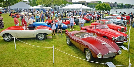 The Greenwich Concours d'Elegance 2021 tickets